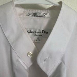 Dior dress shirt